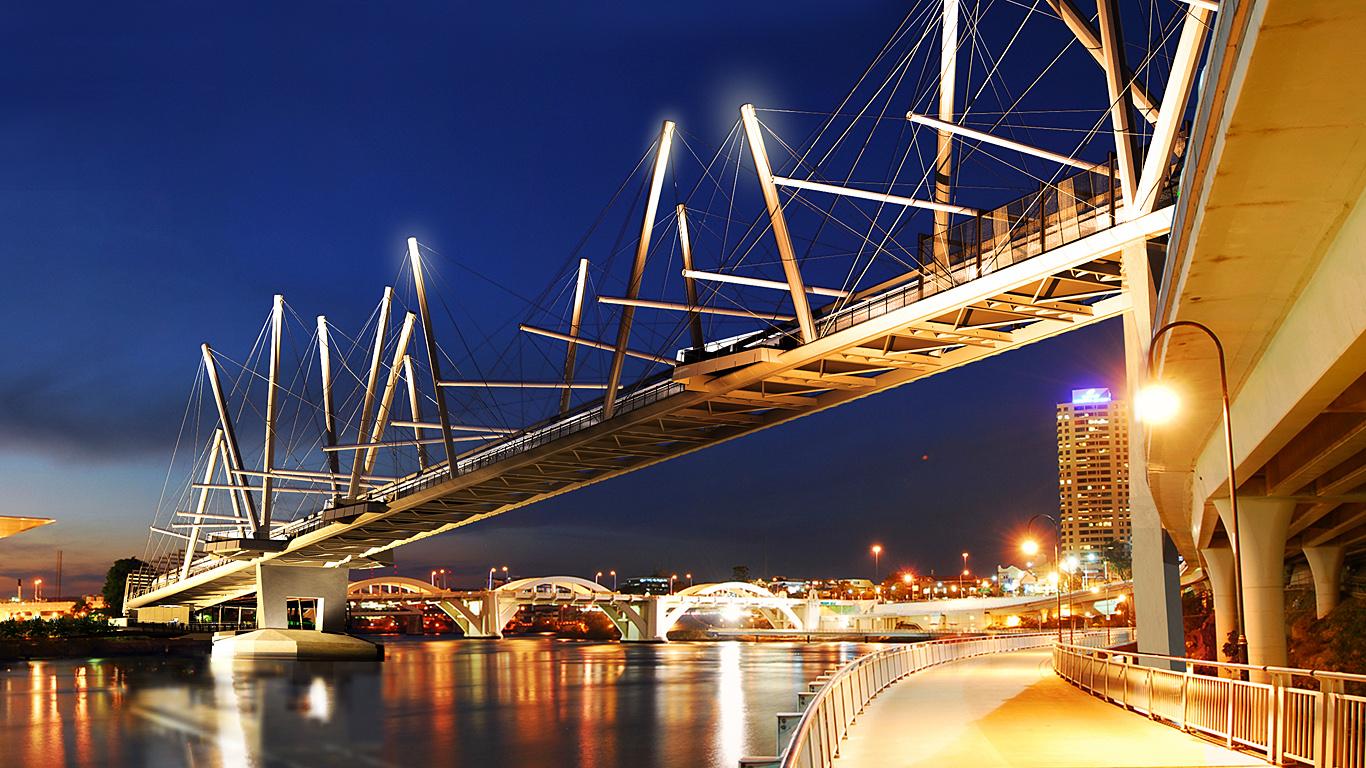 Мост Курилпа
