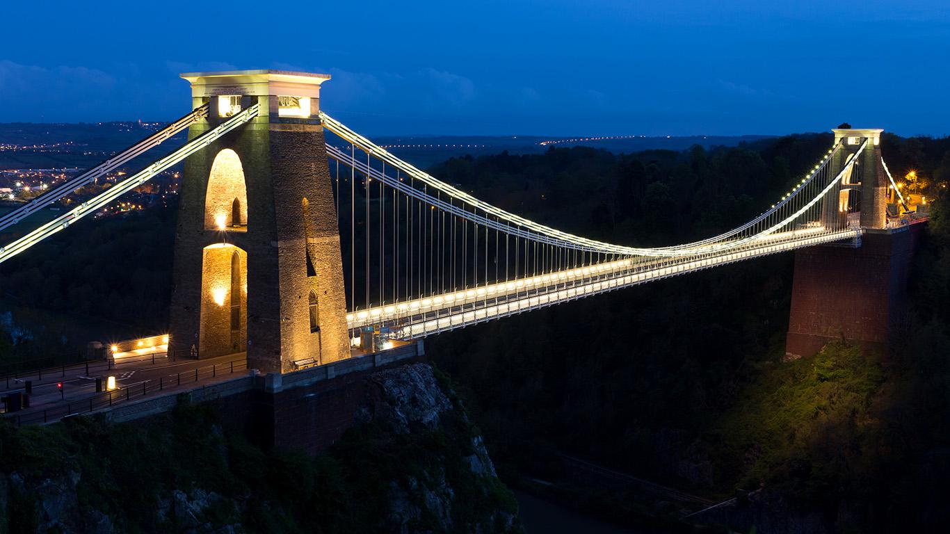 Клифтонский подвесной мост