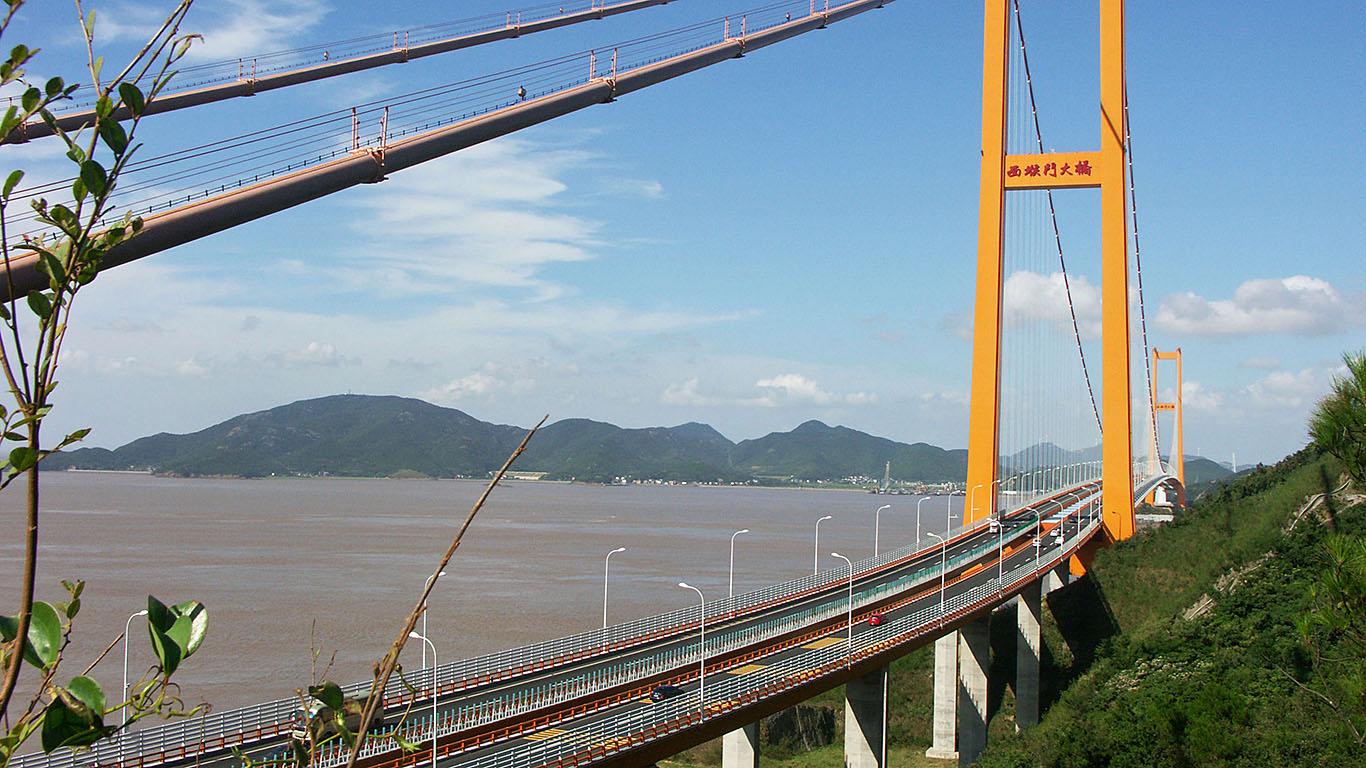 Арки моста Cихоумэнь