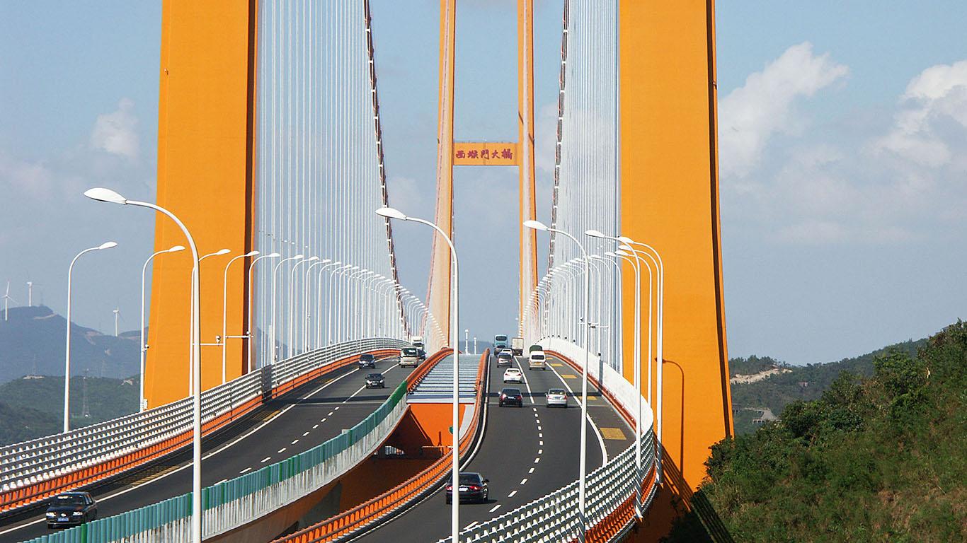 Мост Cихоумэнь вблизи