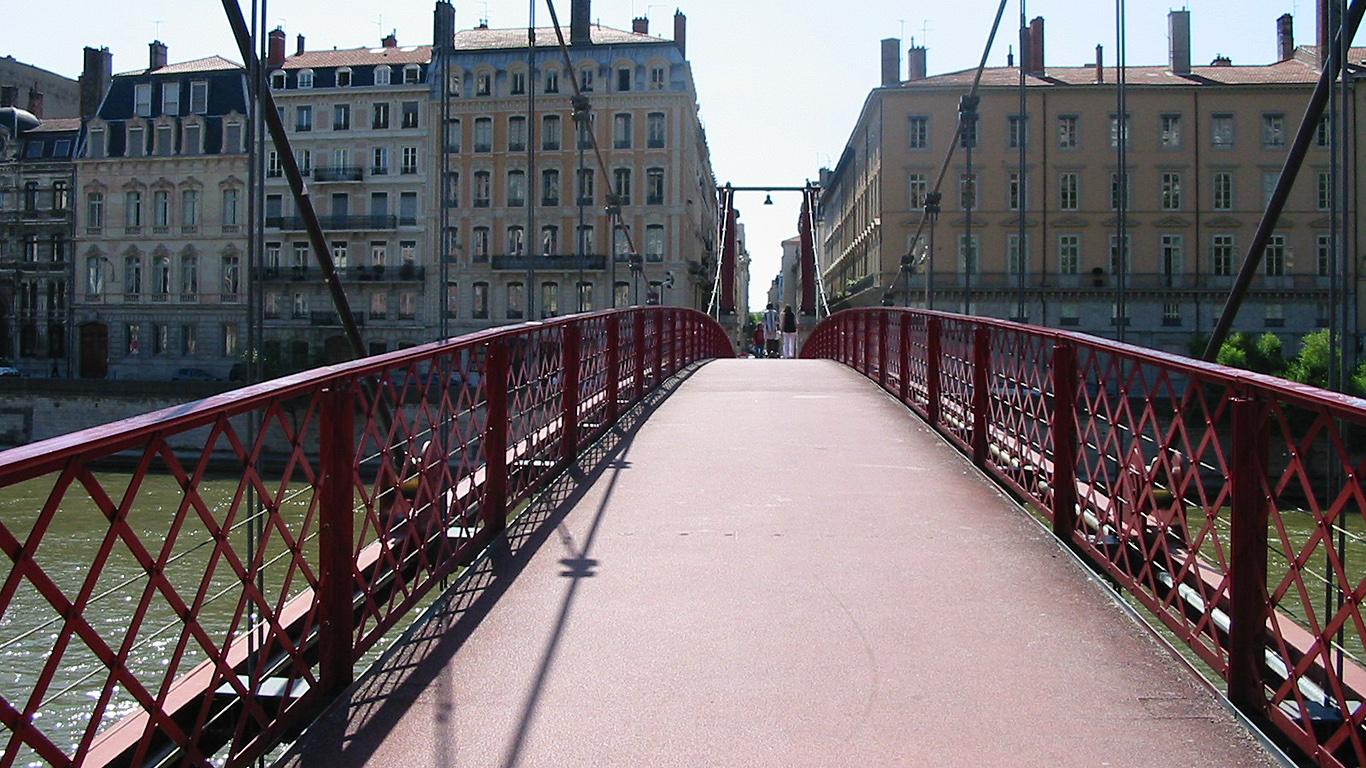 На мосту святого Георгия
