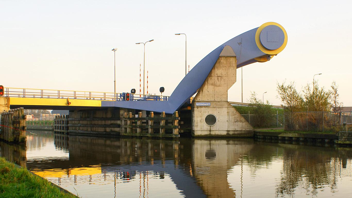 Опущенный мост Слауерхоффа