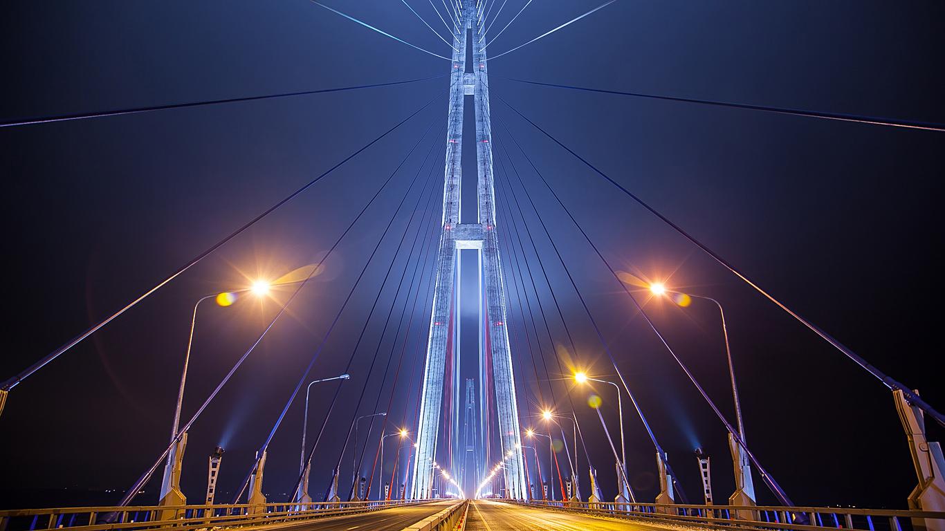 На Русском мосту