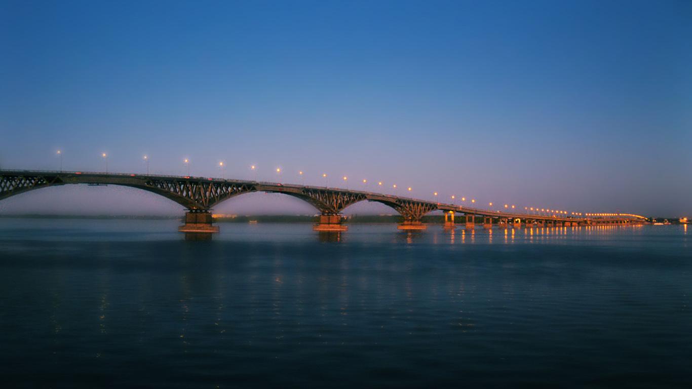Саратовский мост
