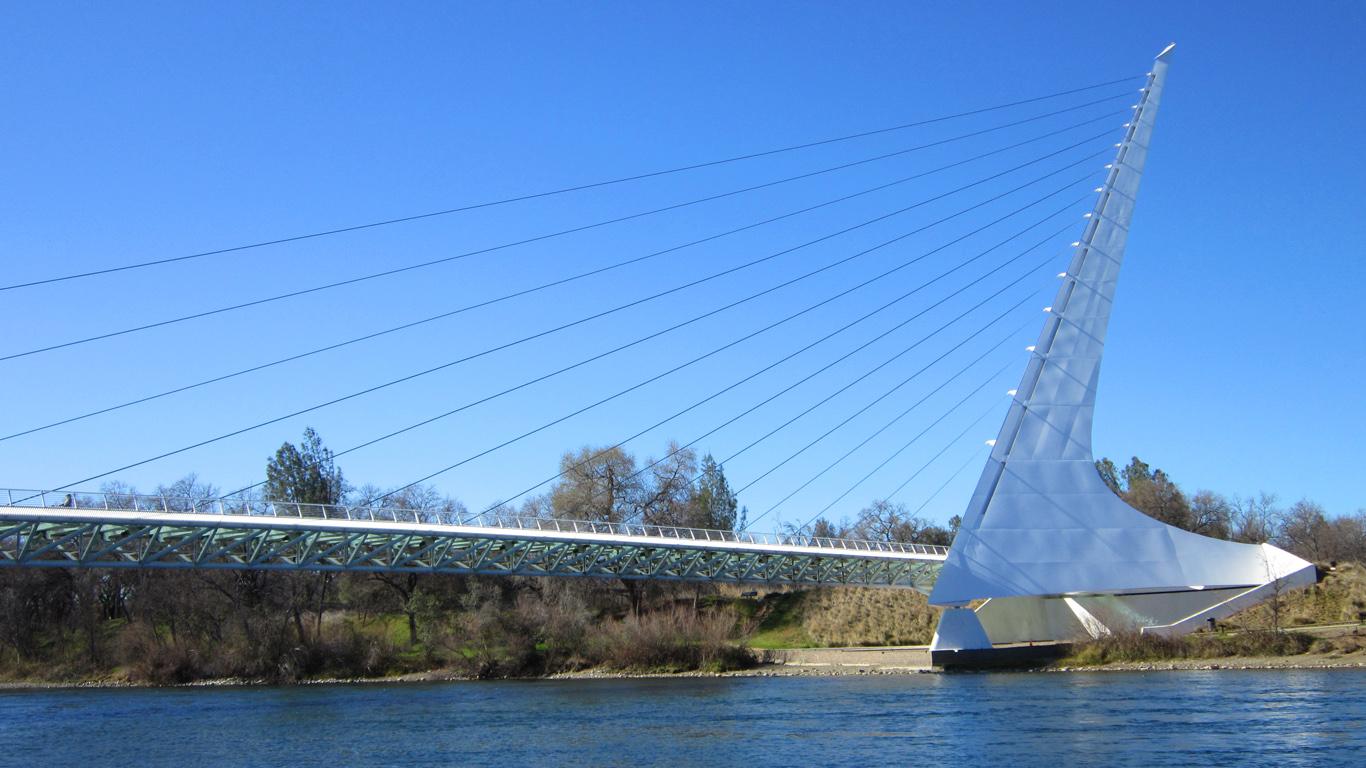 Мост Солнечные часы