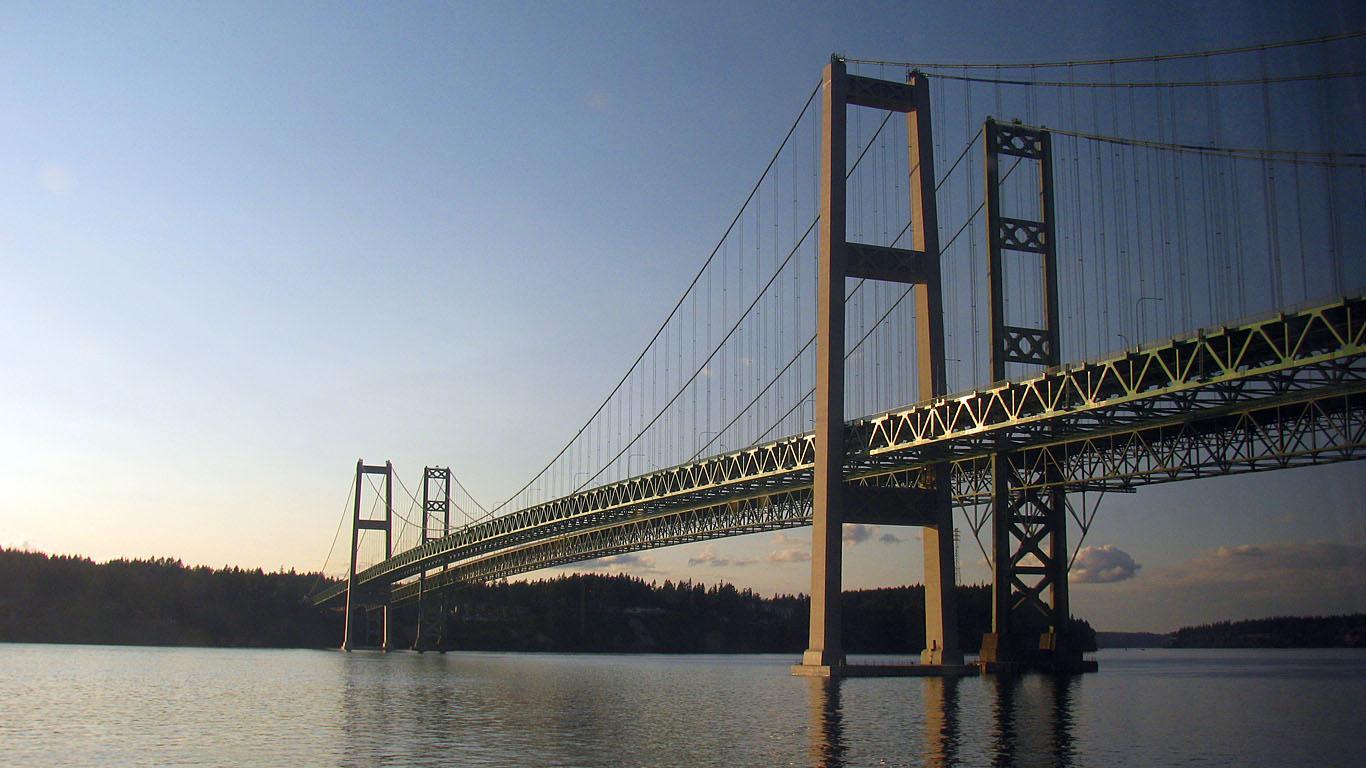 Картинки по запросу обрушение такомского моста